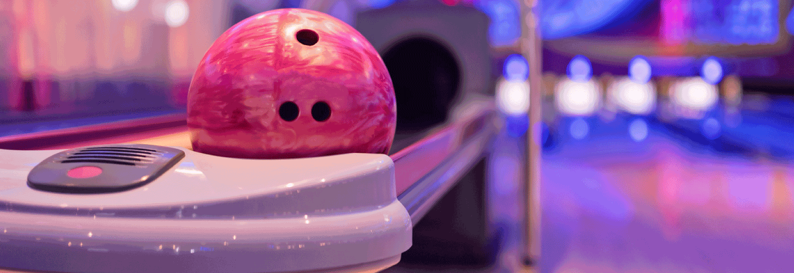 Cannon AFB Bowling Alley