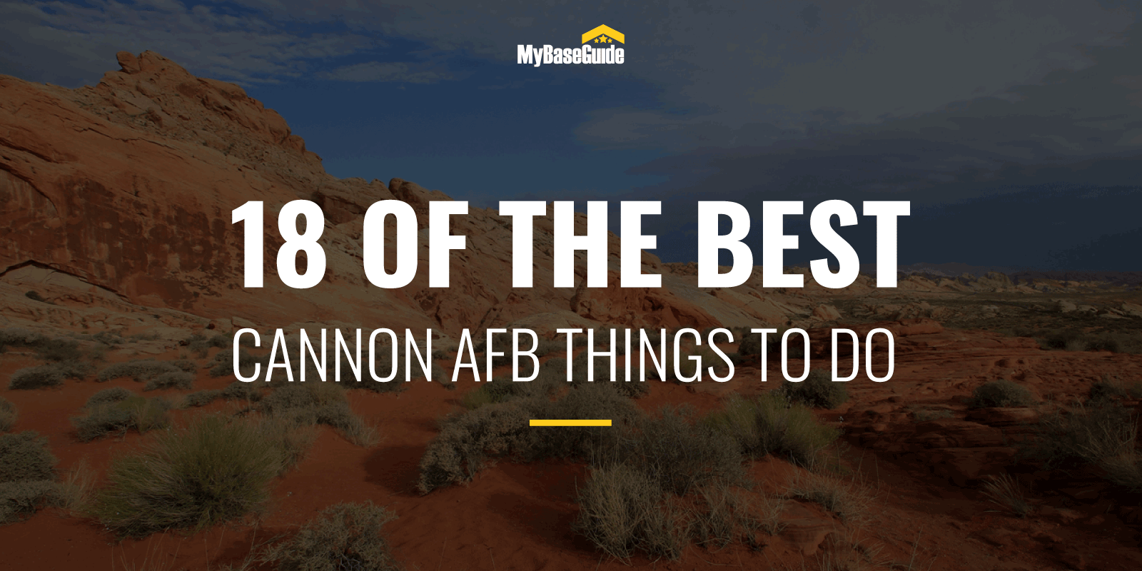 18 Of the Best Things to Do Near Cannon AFB