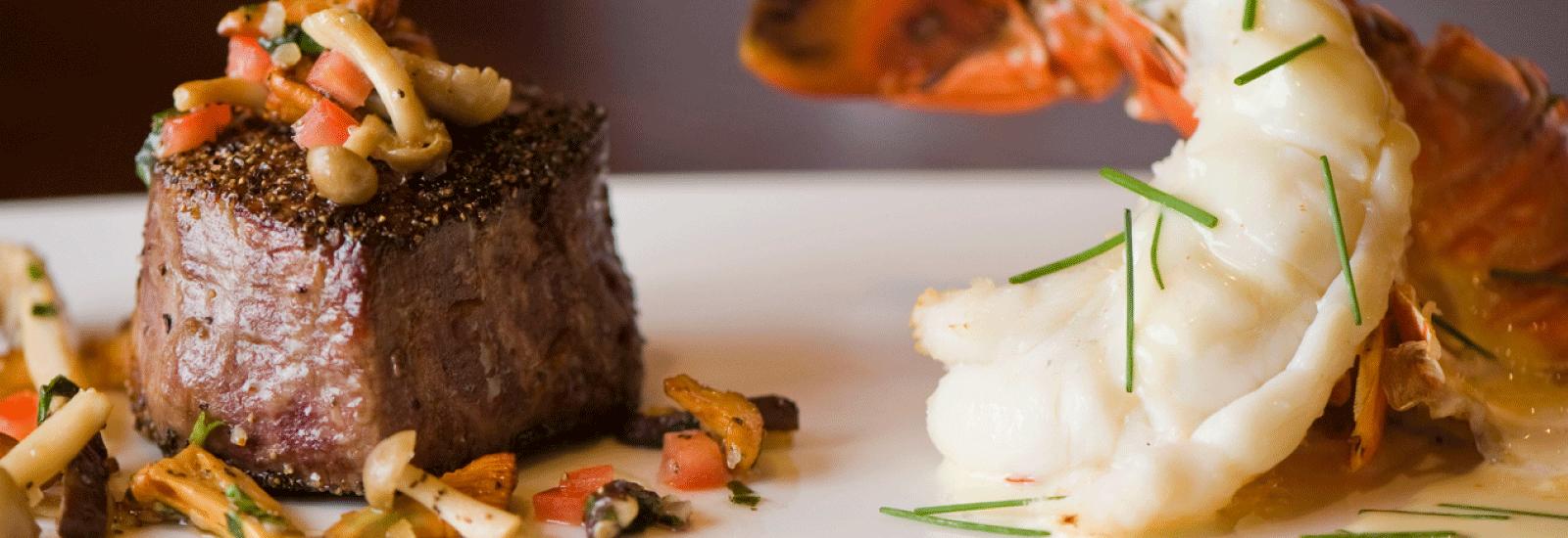 Steak and Seafood Near Malmstrom AFB