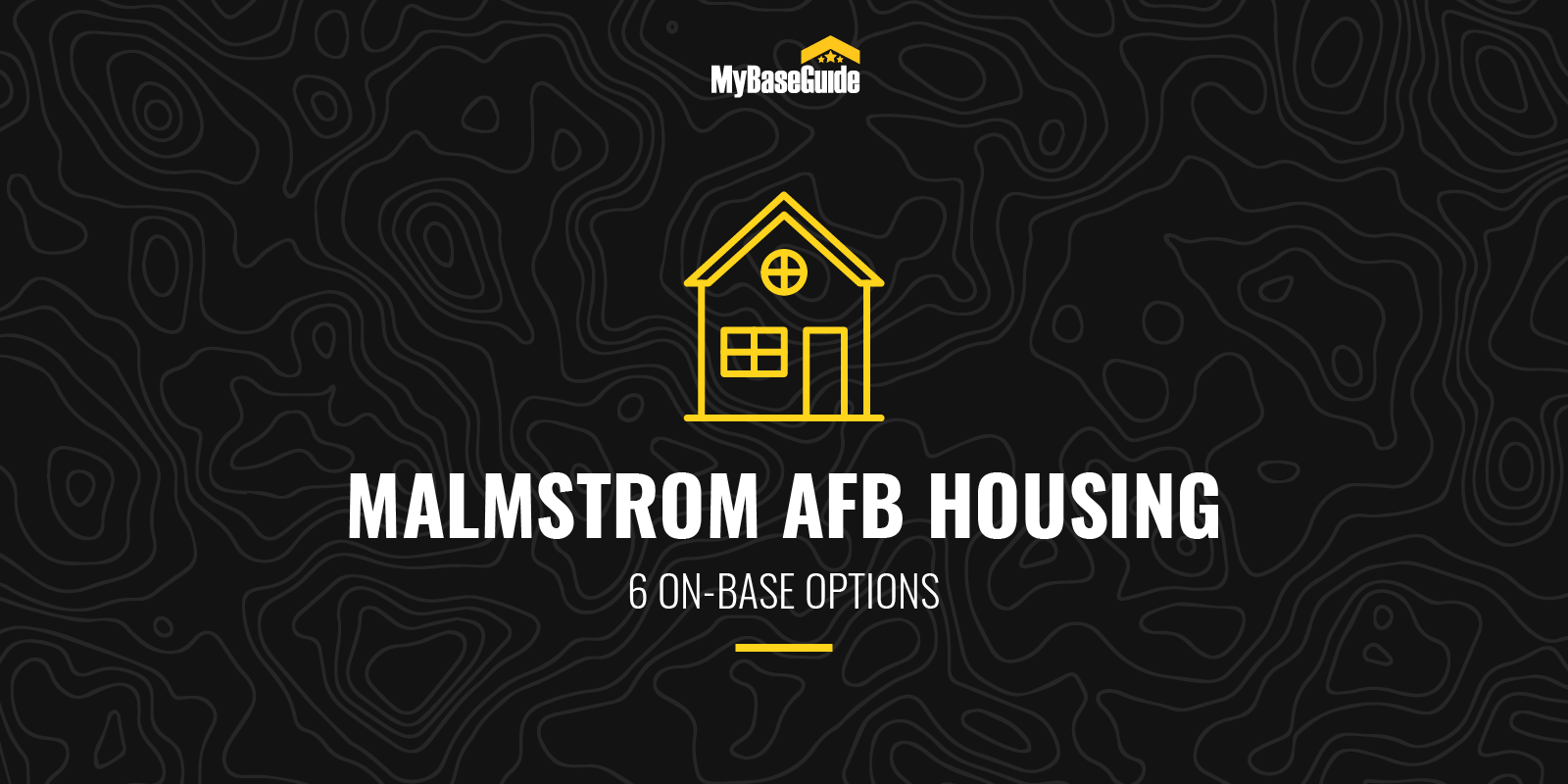 Malmstrom AFB Housing: 6 On-Base Options