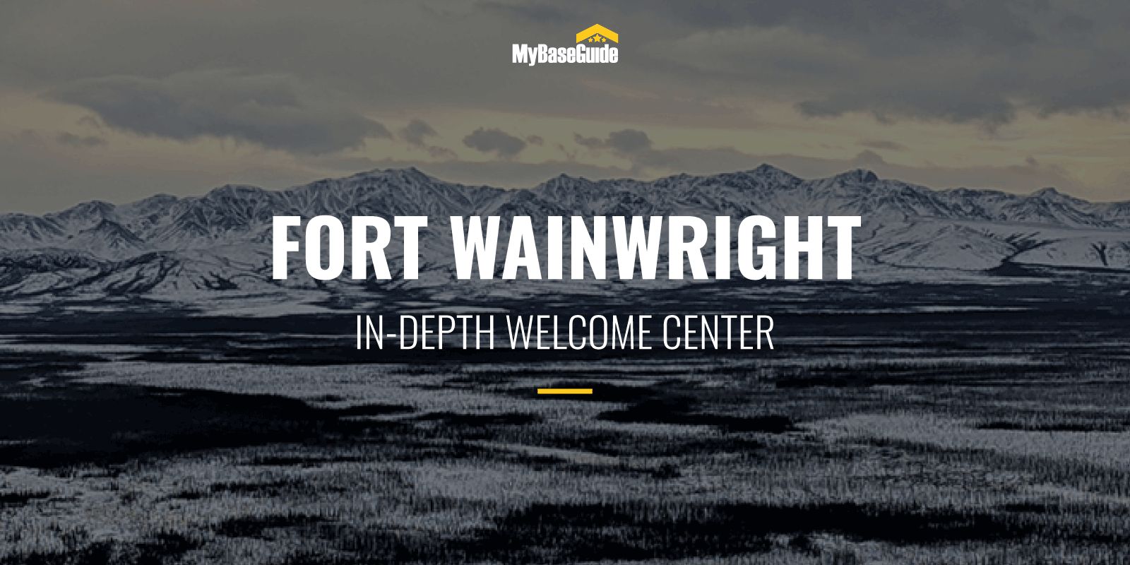 Fort Wainwright: In-Depth Welcome Center