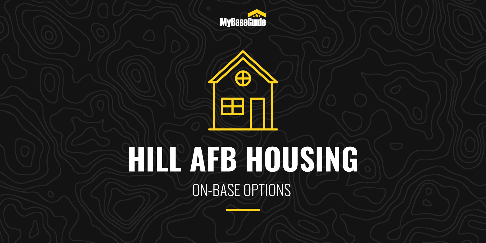 Hill AFB Housing: On-Base Options