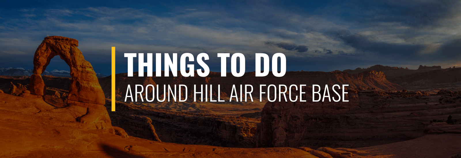 Things to Do Near Hill Air Force Base