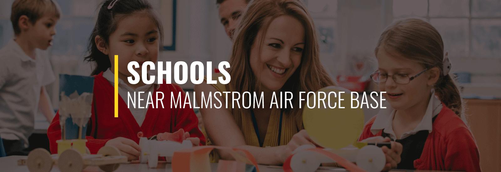 Malmstrom AFB Schools