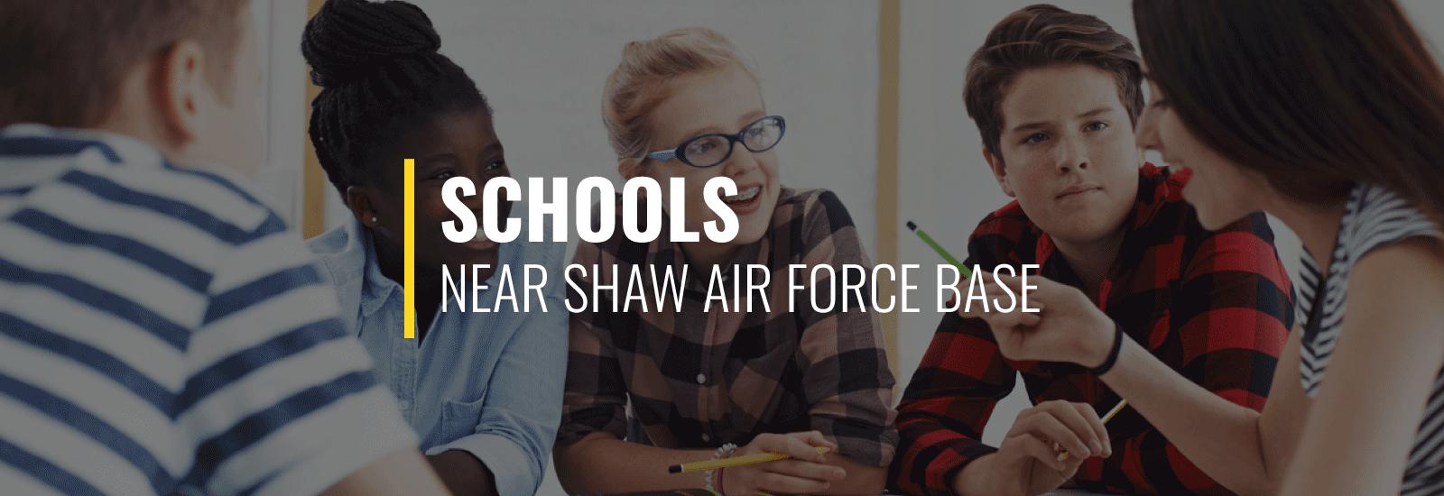 Shaw AFB Schools