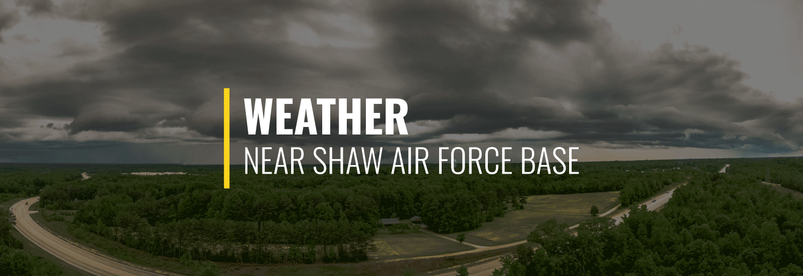 Shaw AFB Weather