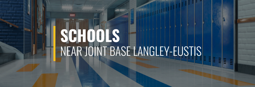 Joint Base Langley-Eustis Schools