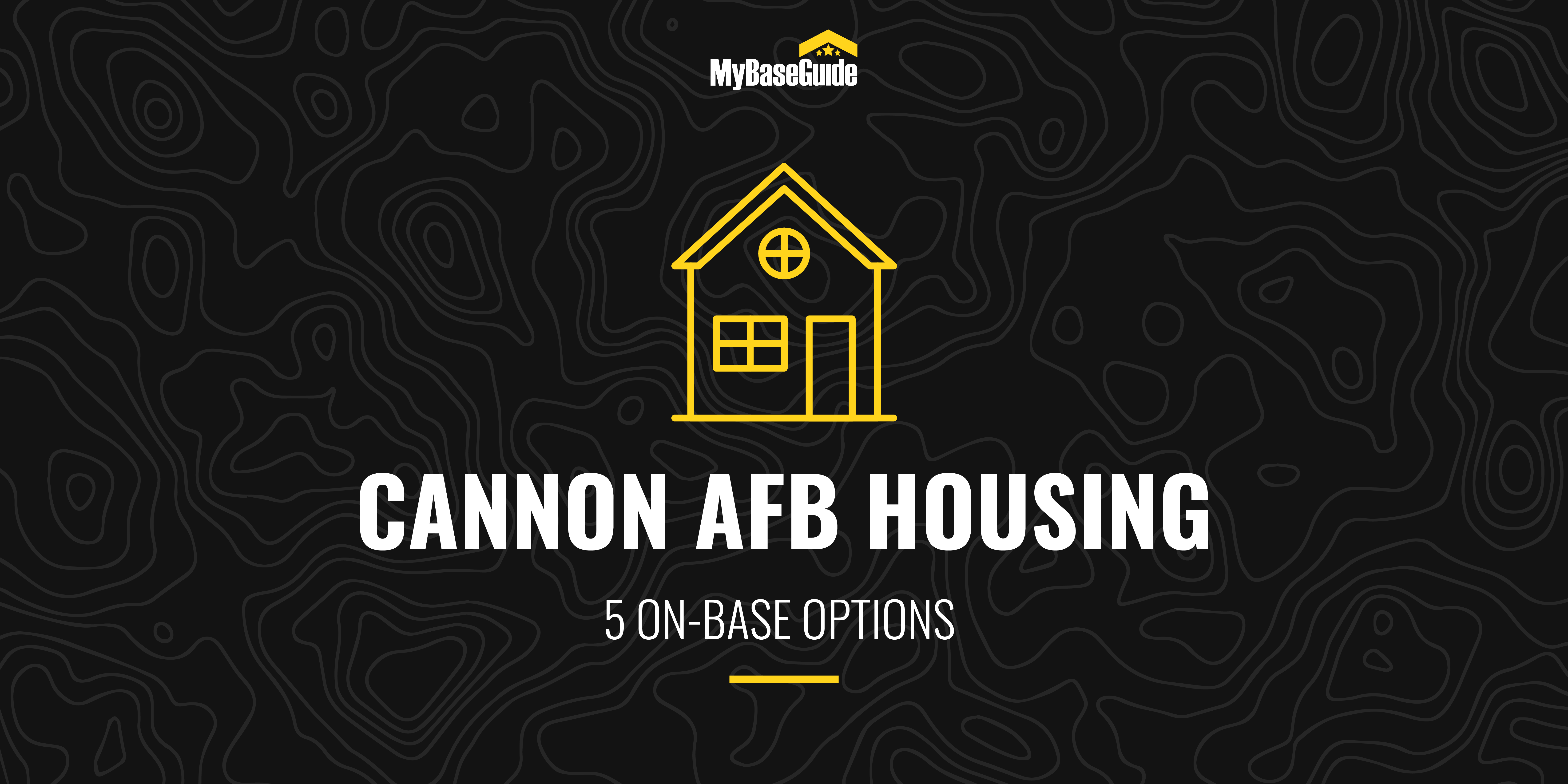 Cannon AFB Housing: 5 On-Base Options