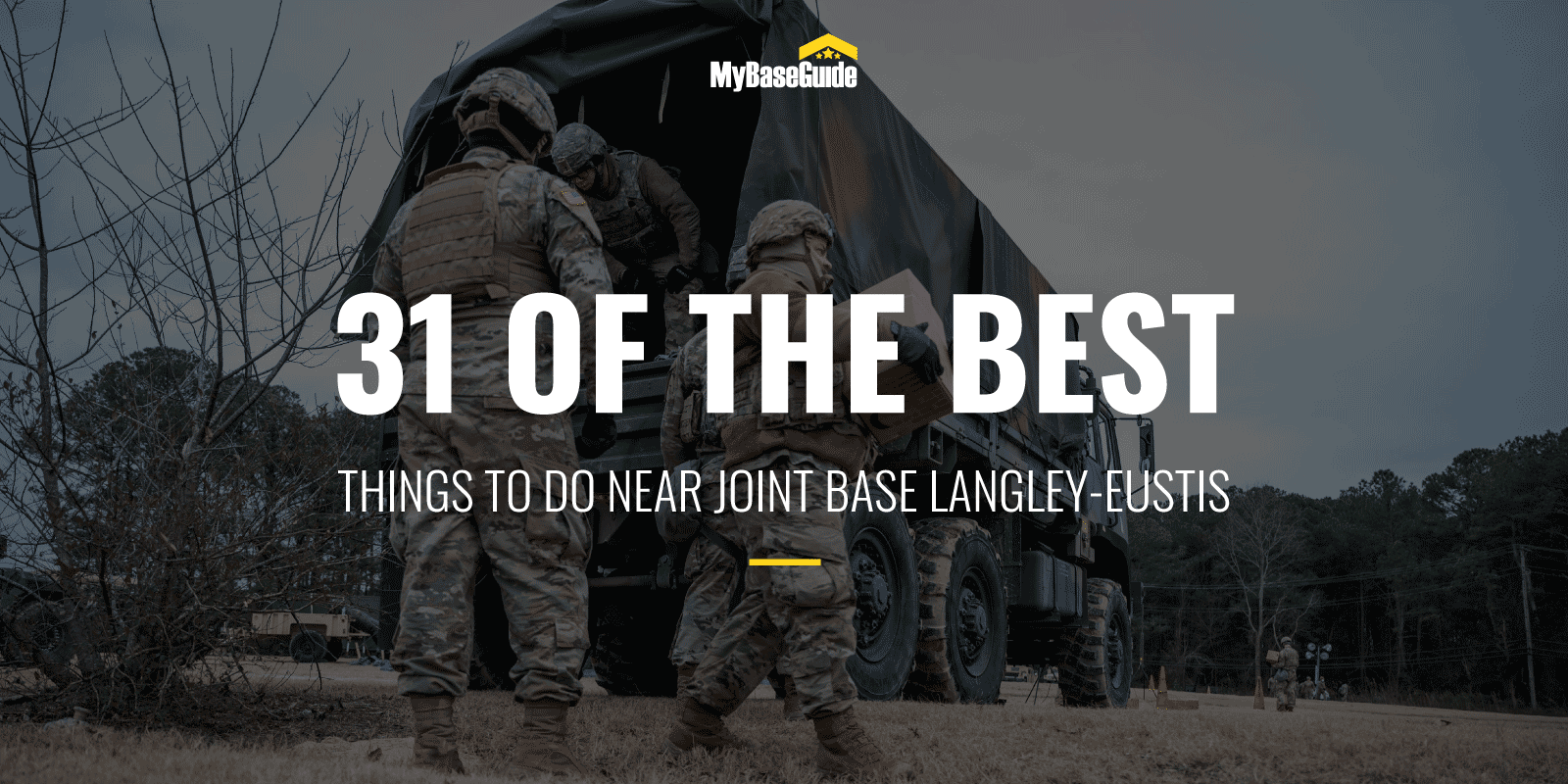 31 Of the Best Joint Base Langley-Eustis Things to Do