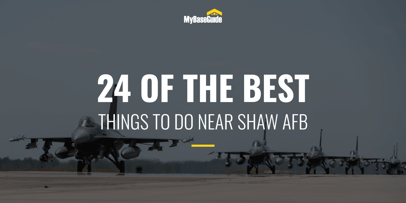 24 Of the Best Things to Do Near Shaw AFB