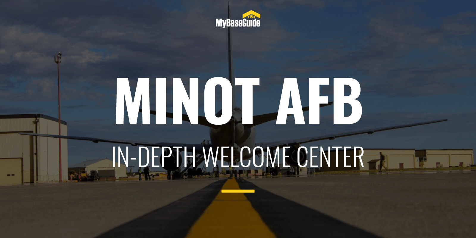 Minot Air Force Base: In-Depth Welcome Center