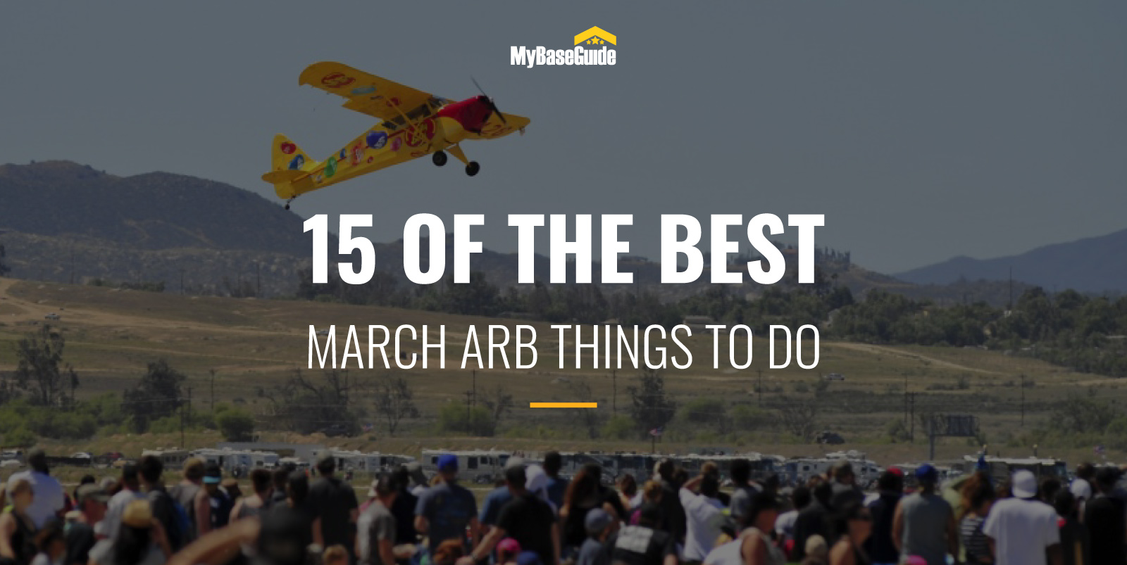 15 Of the Best March ARB Things to Do