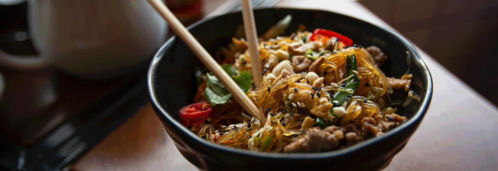 Asian Cuisine Near Eielson AFB