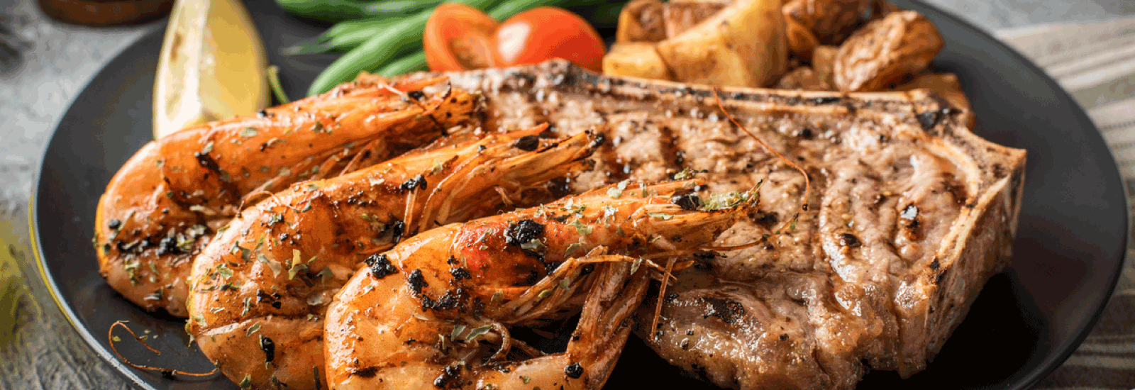 Steak and Seafood Near Eielson AFB