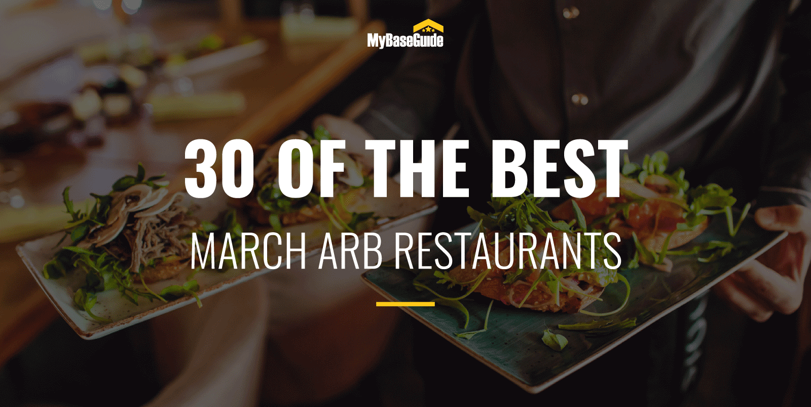 30 of the Best March ARB Restaurants