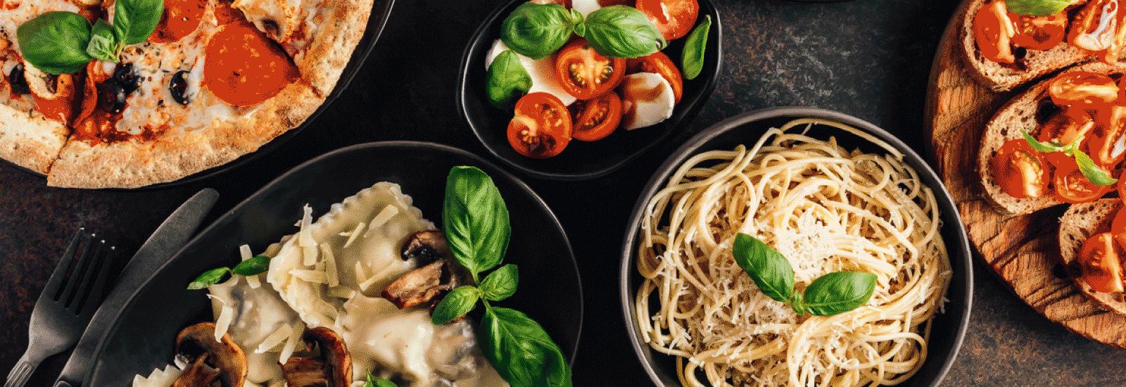 Italian Restaurants in Moreno Valley
