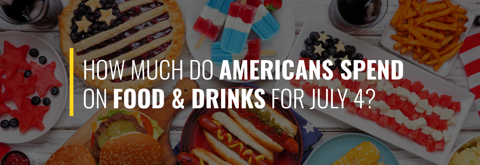 How Much Do Americans Spend on Food and Drinks During the 4th of July?