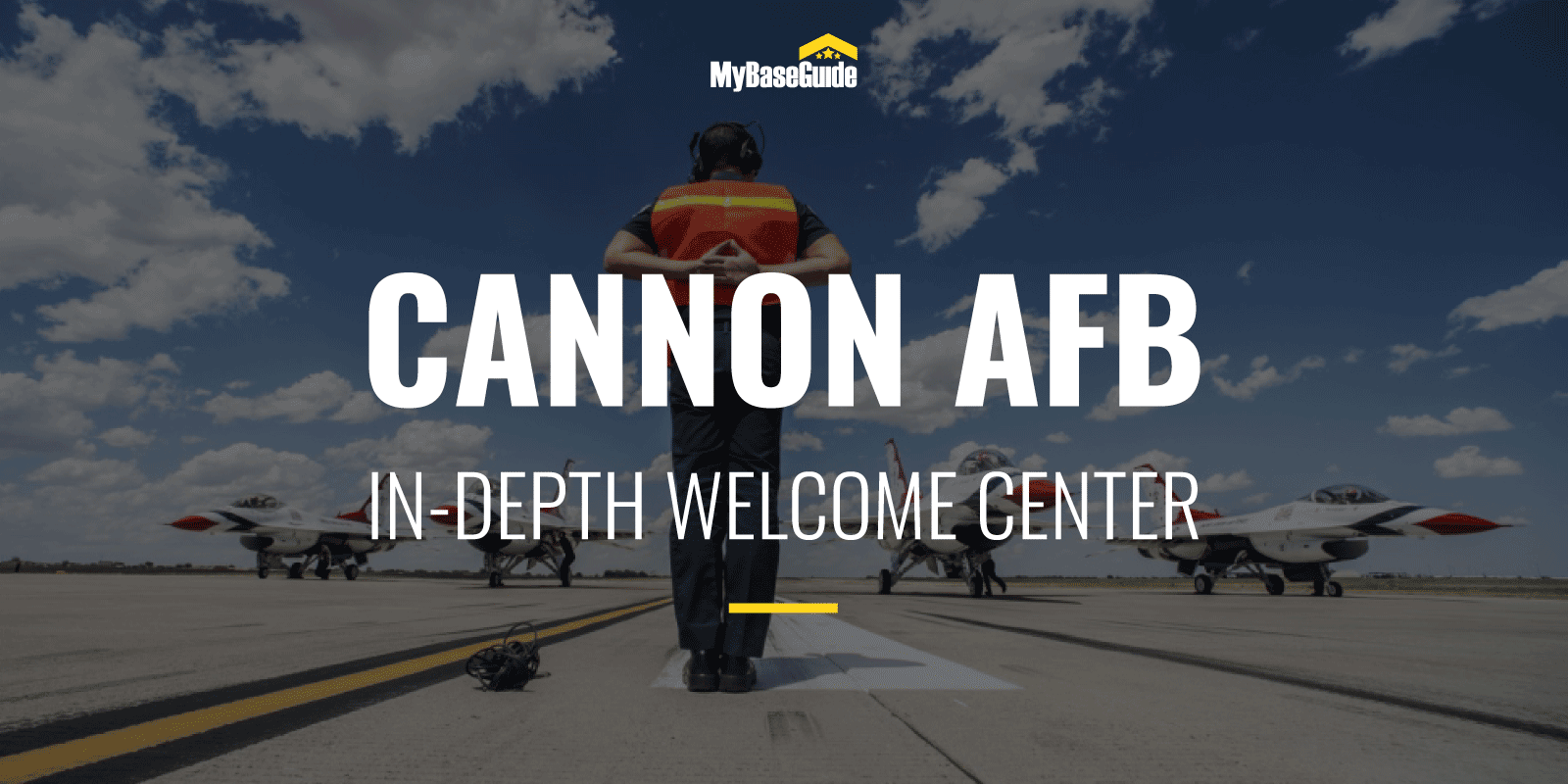 Cannon Air Force Base: In-Depth Welcome Center