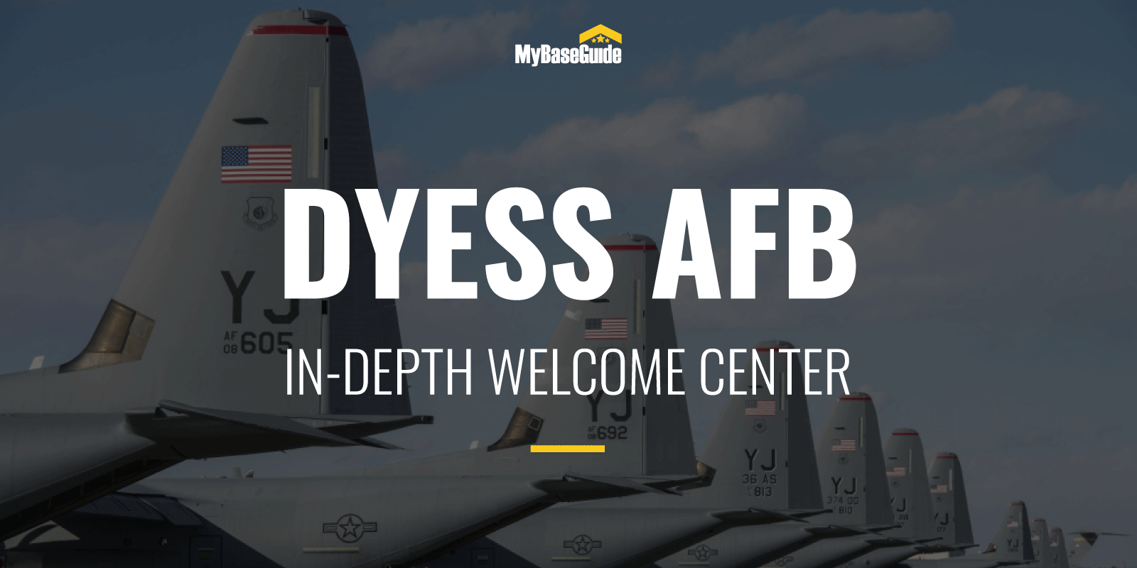 Dyess Air Force Base: In-Depth Welcome Center