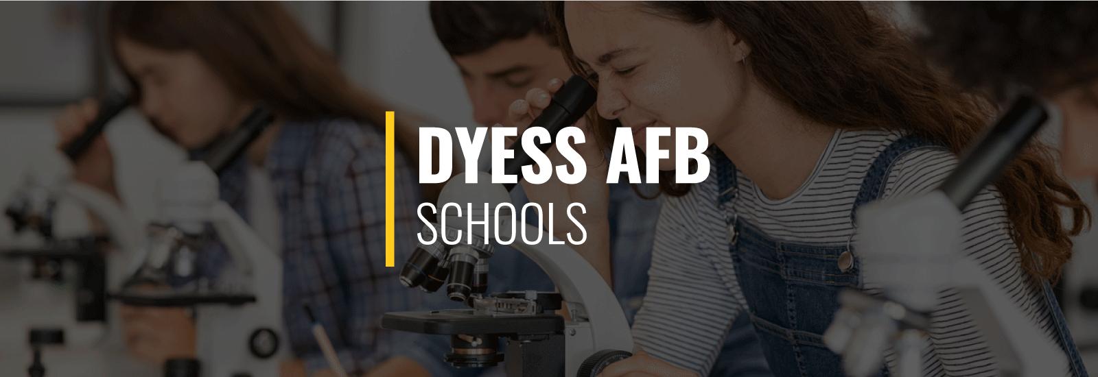 Dyess AFB Schools