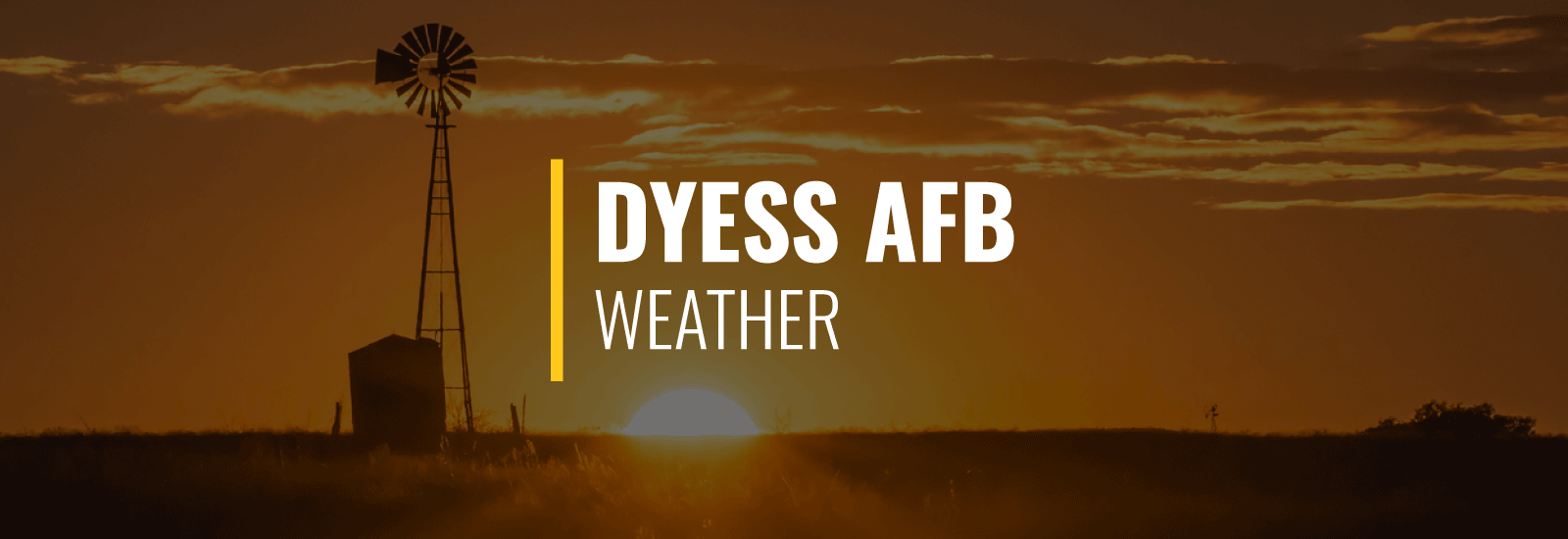 Dyess AFB Weather