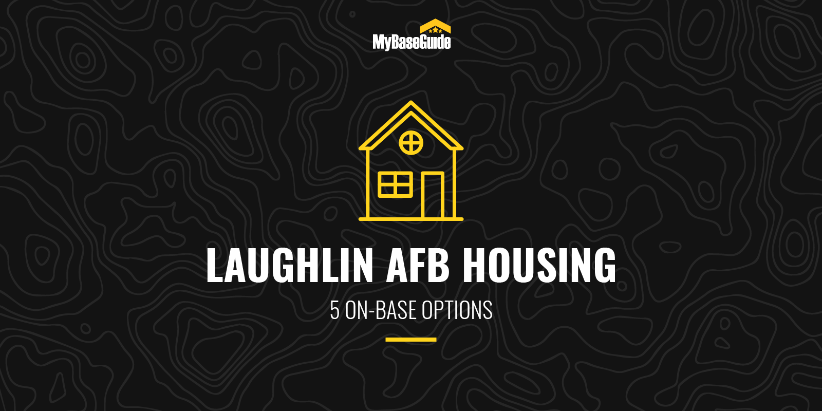 Laughlin AFB Housing: 5 On-Base Options