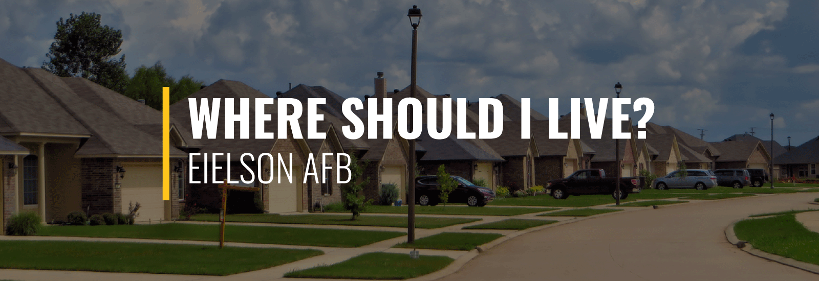 Where Should I Live Near Eielson Air Force Base?