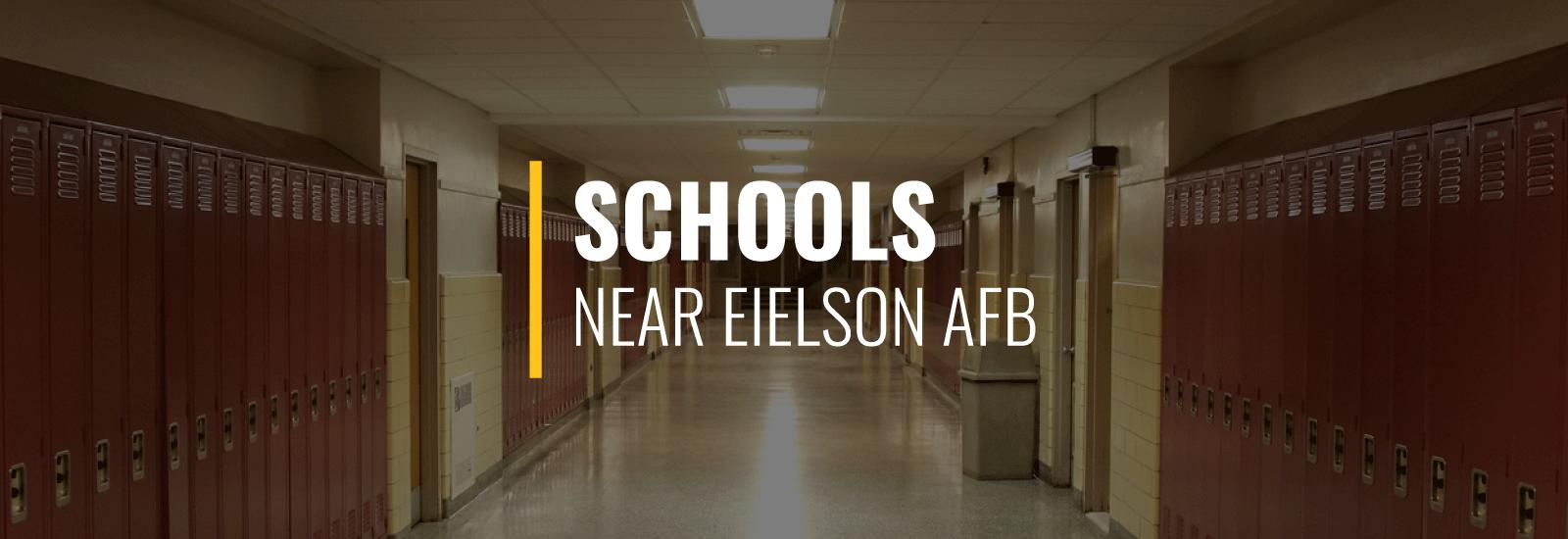 Eielson AFB Schools