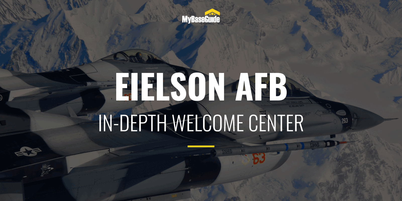 Eielson Air Force Base: In-Depth Welcome Center