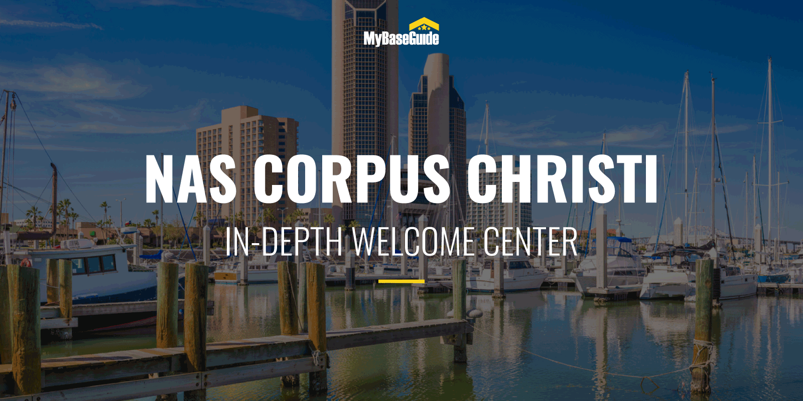 Naval Air Station Corpus Christi: In-Depth Welcome Center