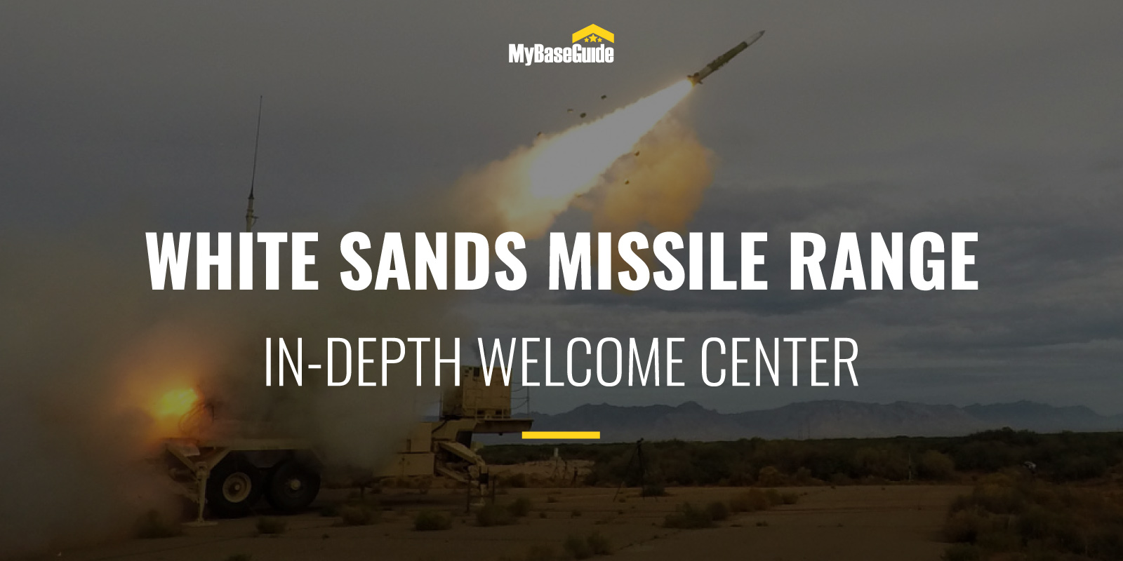 White Sands Missile Range: In-Depth Welcome Center