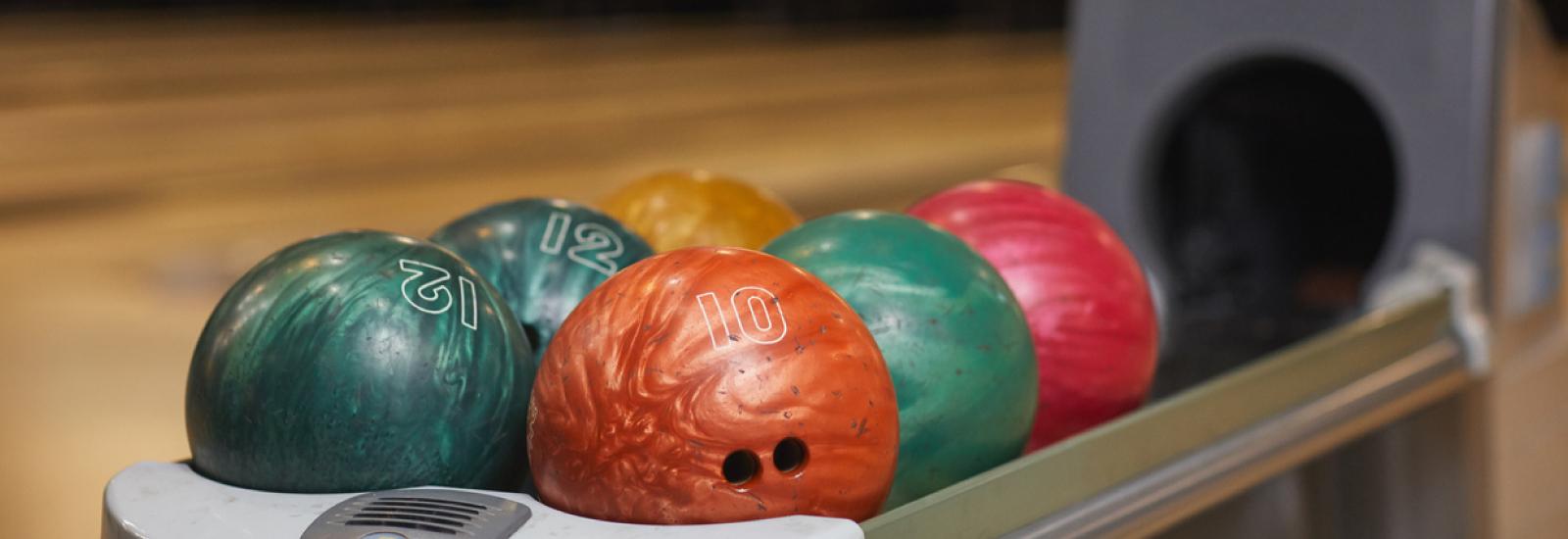 MCAS Yuma Bowling Alley