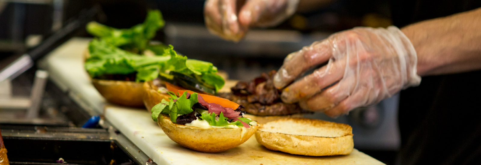 Burger Shops Near Dover AFB