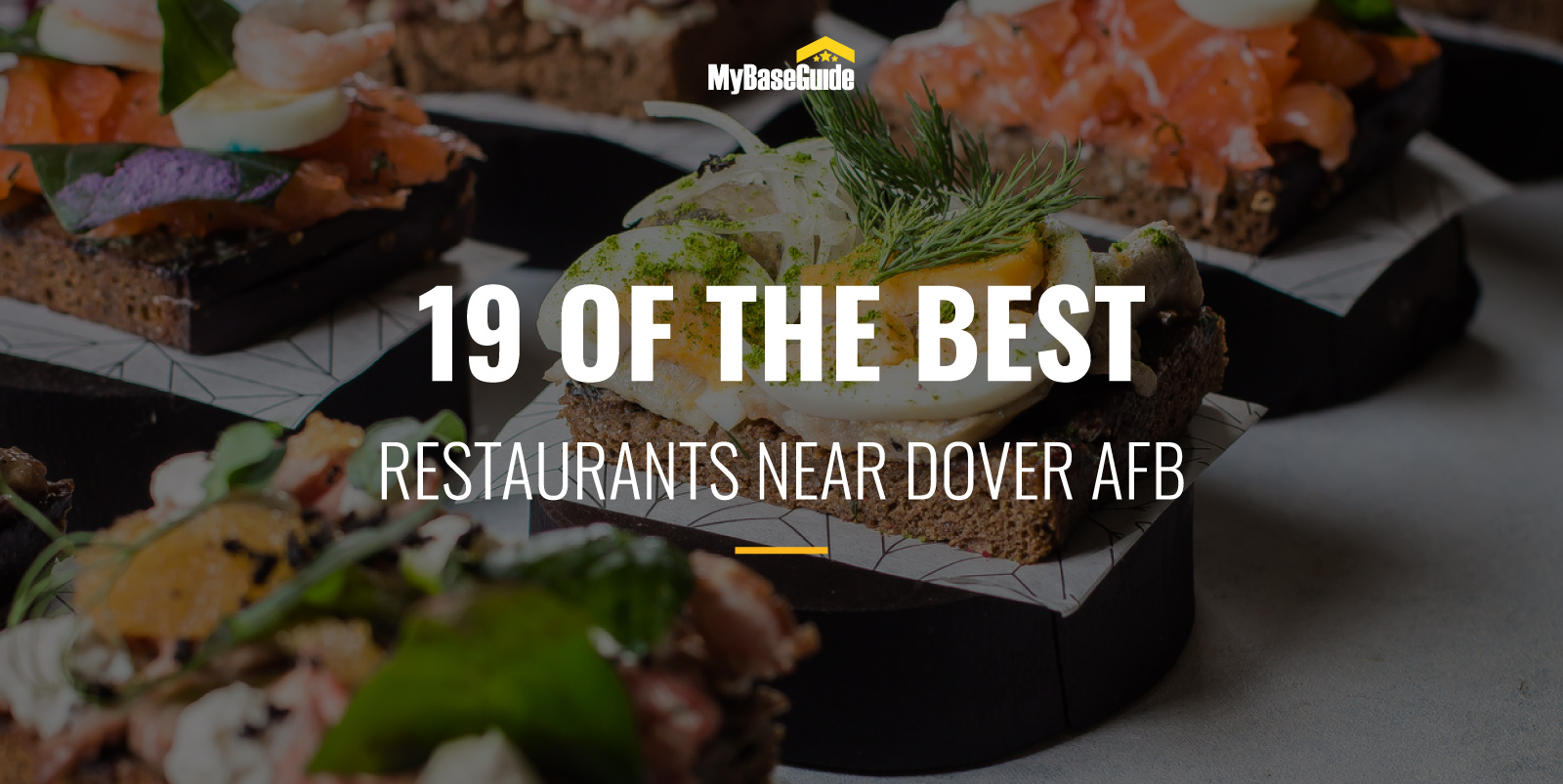19 of the Best Restaurants Near Dover AFB
