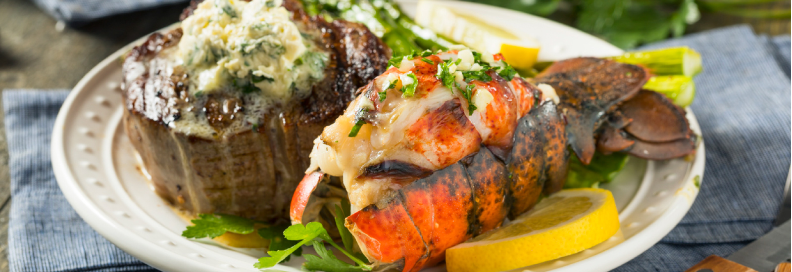 Steak and Seafood Near Dover AFB