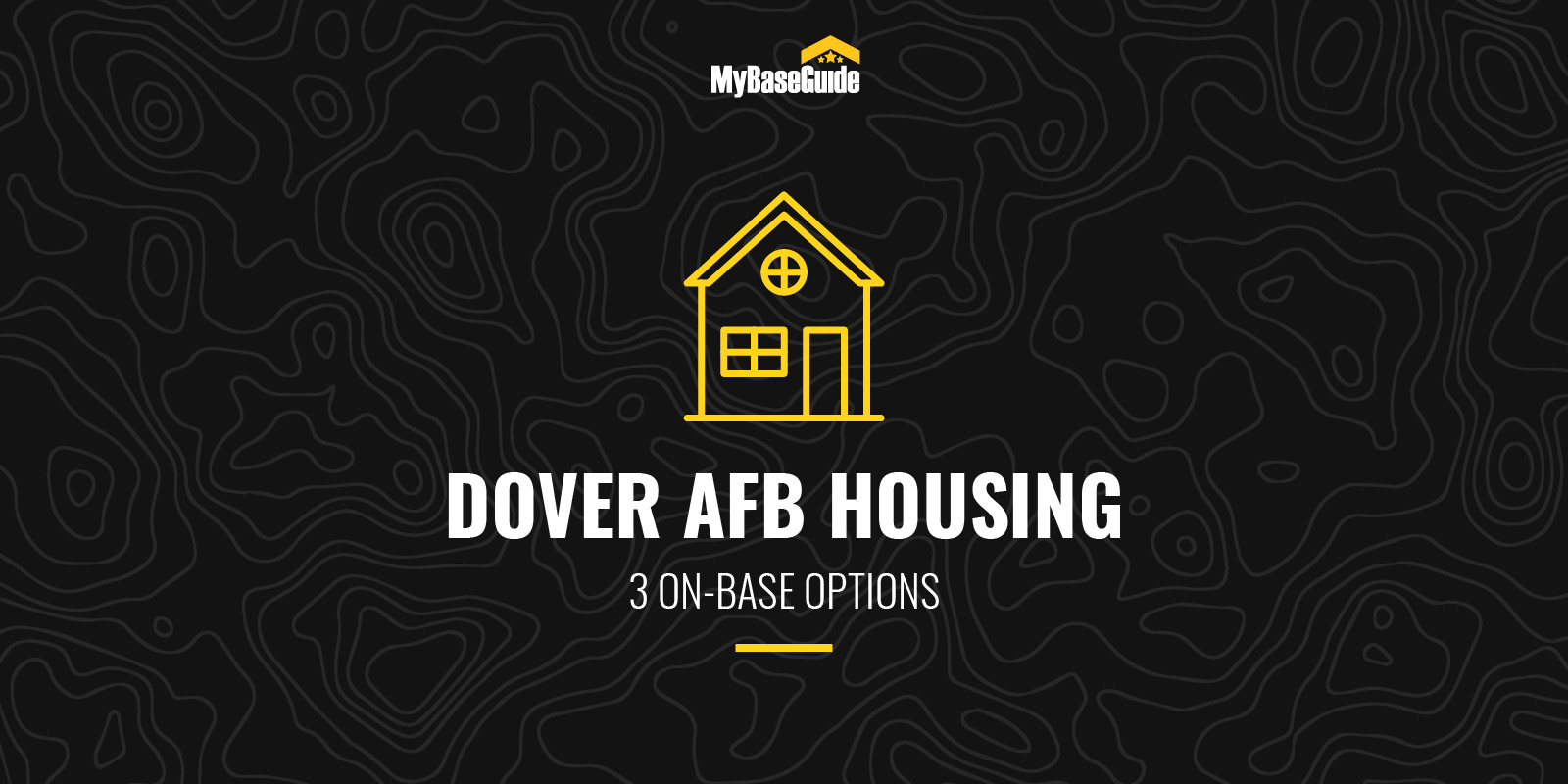 Dover AFB Housing: 3 On-Base Options