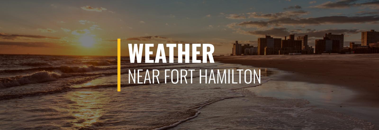 Fort Hamilton Weather