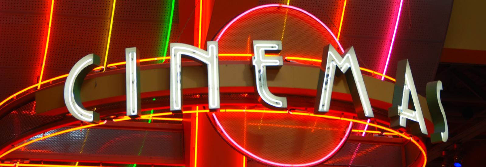 NAS Lemoore Movie Theater
