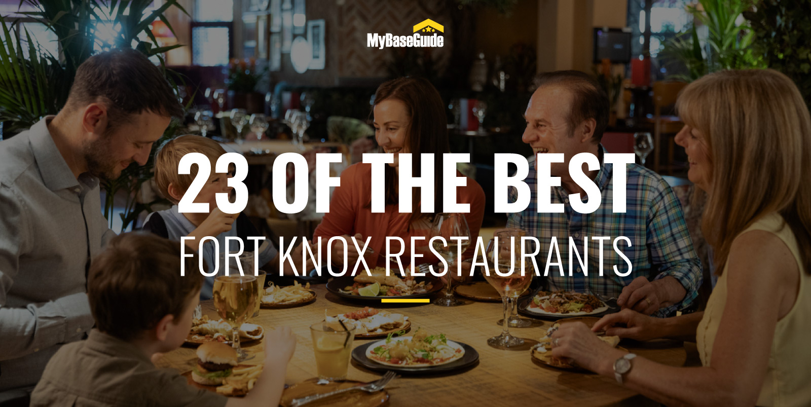 23 of the Best Fort Knox Restaurants
