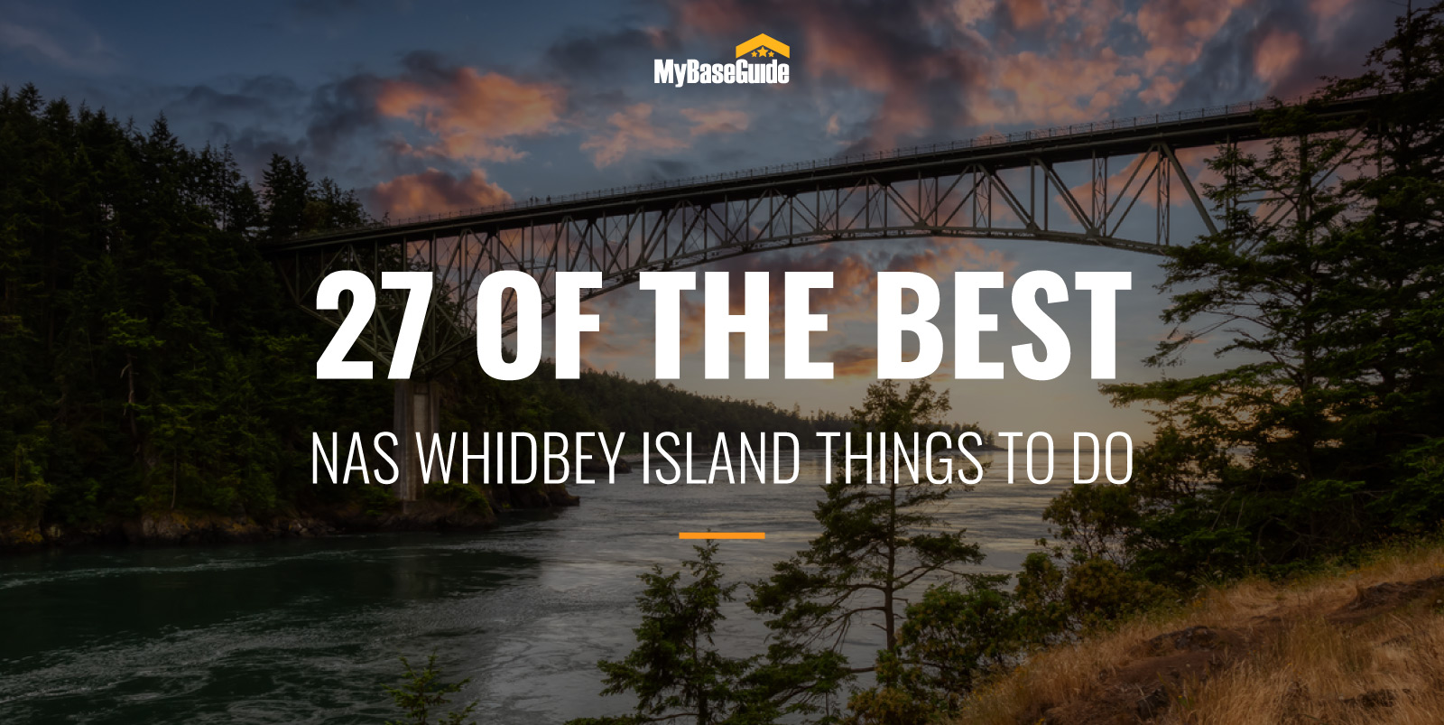 27 Of the Best NAS Whidbey Island Things to Do