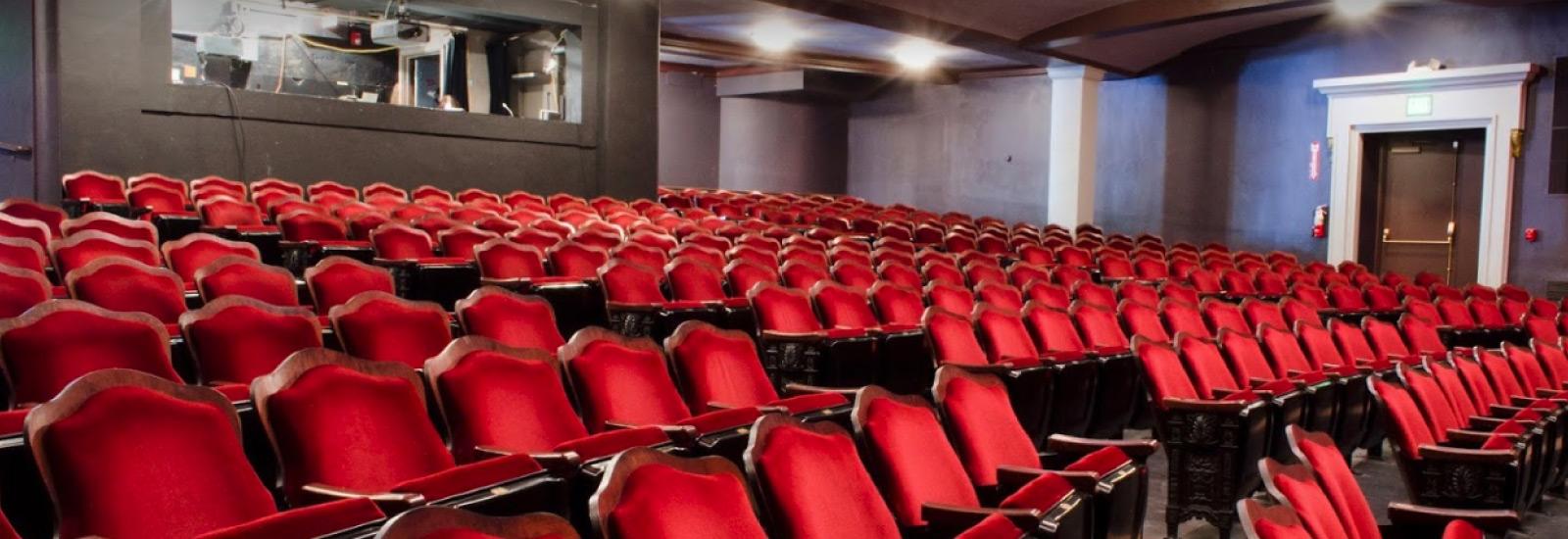 Historic Everett Theater, Everett, WA