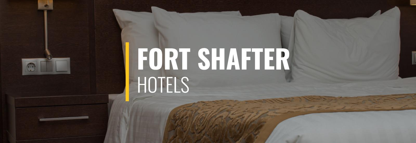 Fort Shafter Hotels