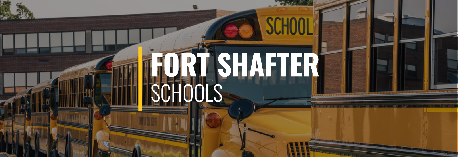 Fort Shafter Schools