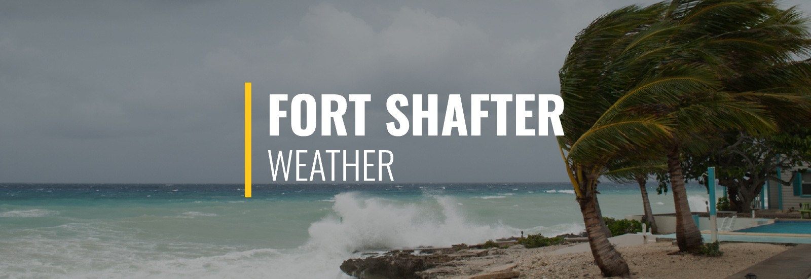 Fort Shafter Weather