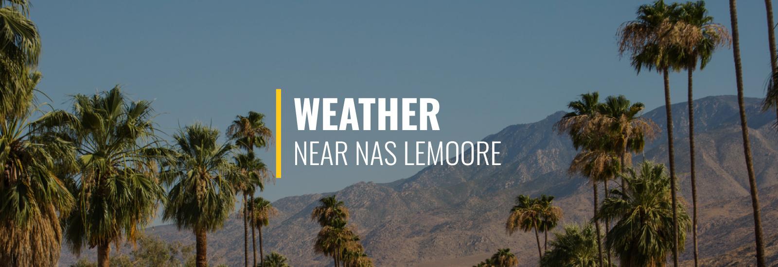 NAS Lemoore Weather
