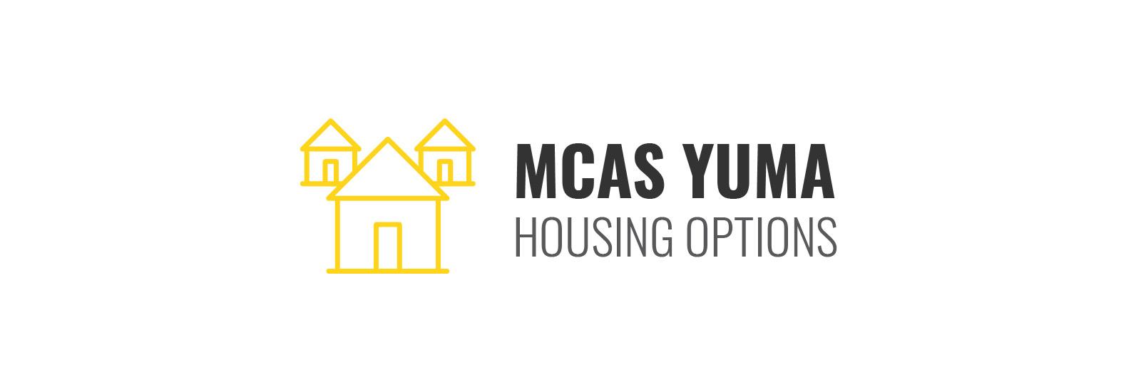 MCAS Yuma Housing Options