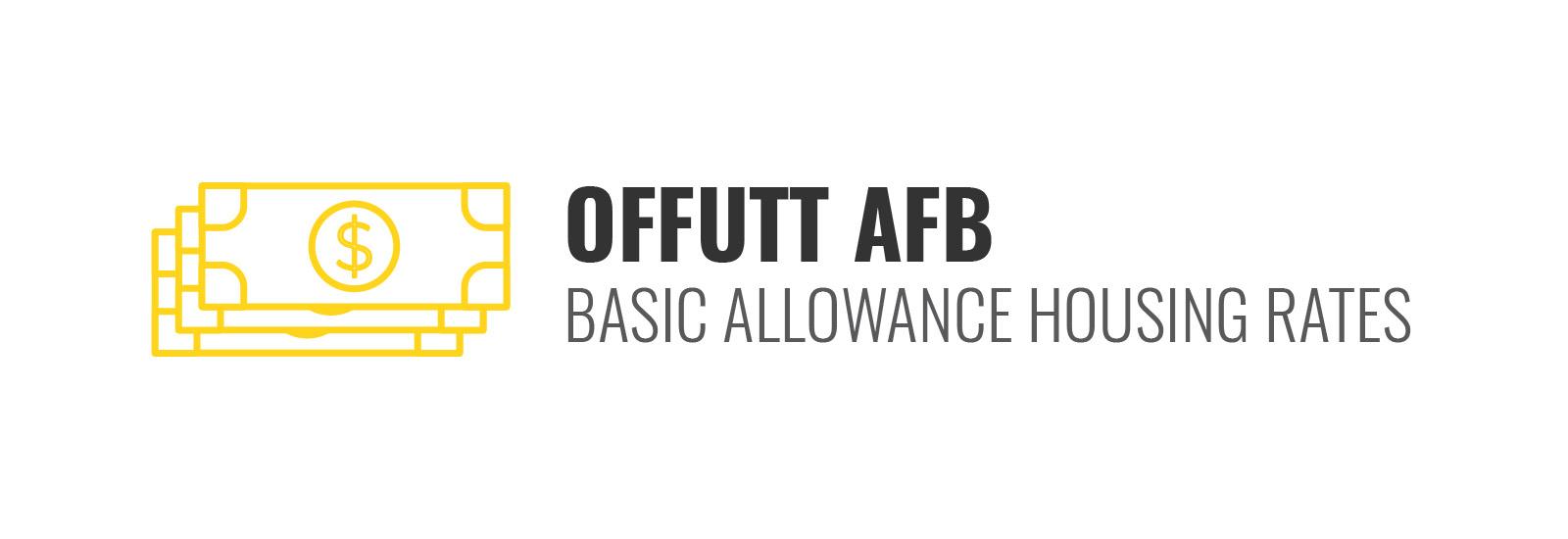 Offutt AFB BAH Rates