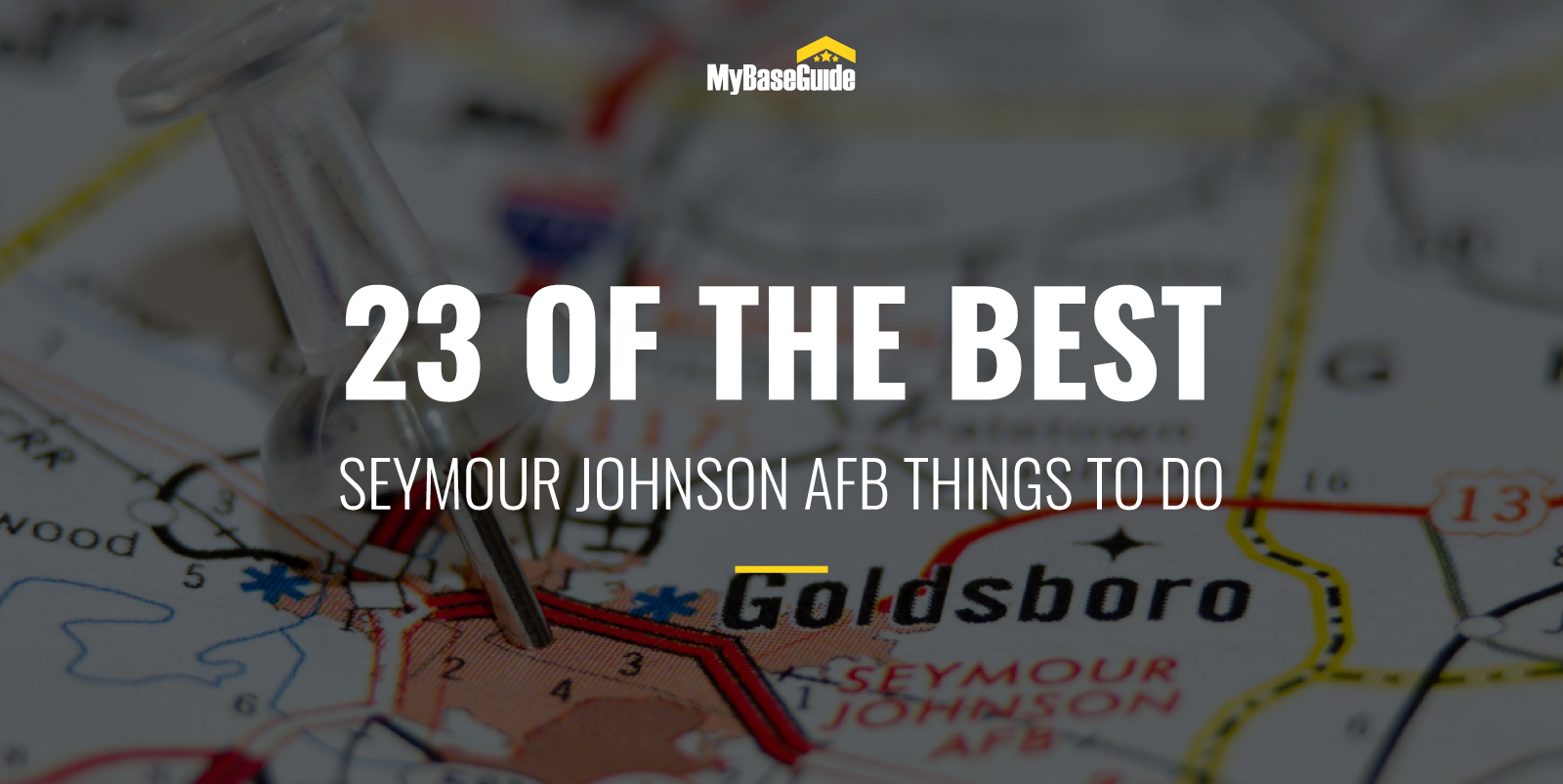 23 Of the Best Things to Do Near Seymour Johnson AFB (2021 Edition)