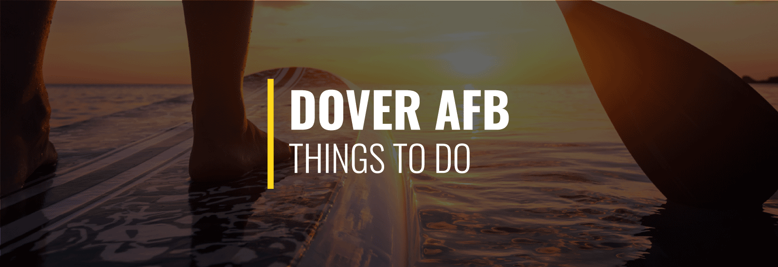 Dover AFB Things to Do