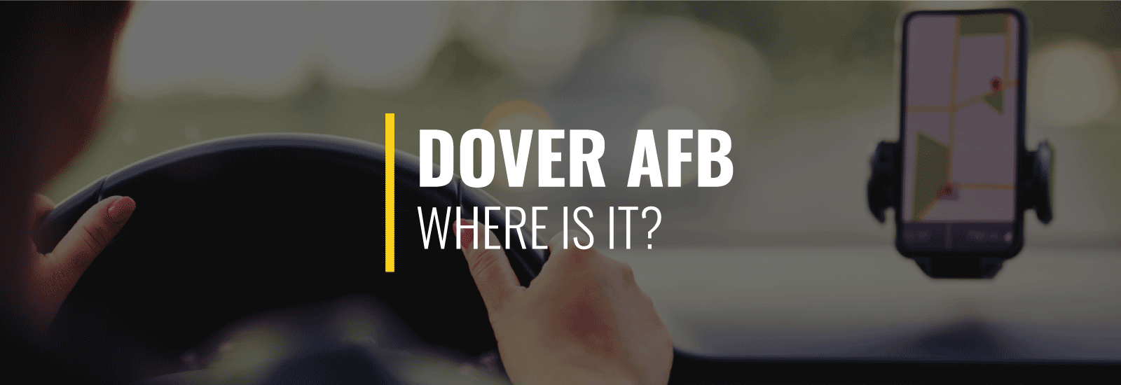 Where Is Dover Air Force Base?